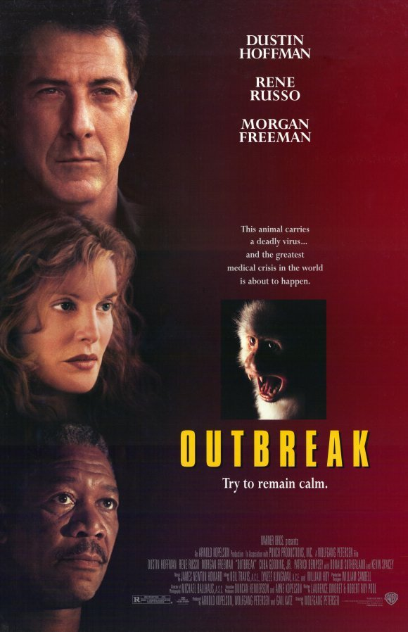 Outbreak (1995) Hindi Dubbed