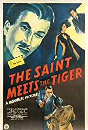 The Saint Meets the Tiger Poster