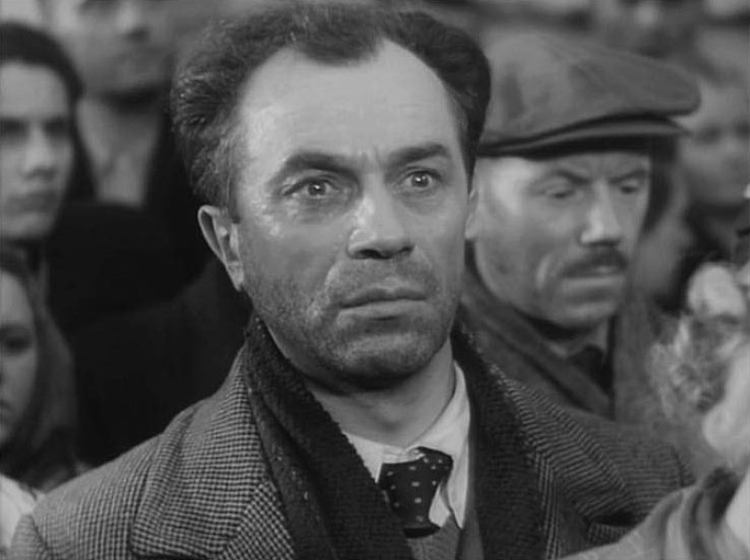 Kazimierz Dejunowicz in Zakazane piosenki (1947)