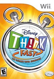 Disney TH!NK Fast Poster