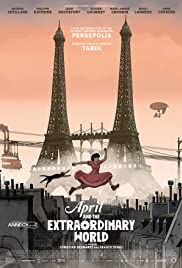April and the Extraordinary World (2015) Avril et le monde truqué 1080p