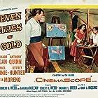 Rita Moreno and Richard Egan in Seven Cities of Gold (1955)
