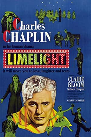 Limelight Poster Image