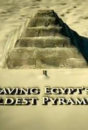 Saving Egypt's Oldest Pyramid Poster