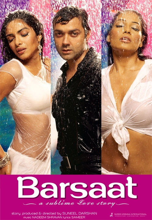 Barsaat: A Sublime Love Story (2005) Hindi  480p | 720p HDRip x264  400MB | 1.2GB Download