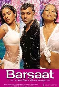 Bipasha Basu, Bobby Deol, and Priyanka Chopra Jonas in A Sublime Love Story: Barsaat (2005)