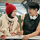 Teo Yoo and Sooyoung Choi in New Year Blues (2021)