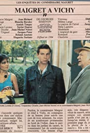 Maigret à Vichy Poster