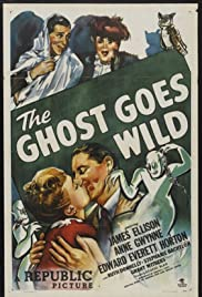 The Ghost Goes Wild Poster