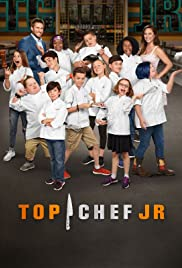 Top Chef Jr Poster