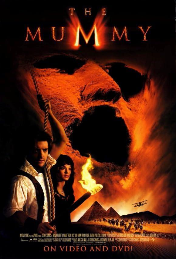 The Mummy (1999) Hindi Dubbed