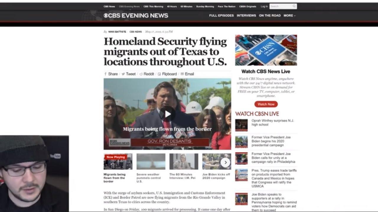 Trump Has Begun Flying Illegal Immigrants to Democratic