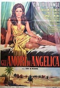 Primary photo for Gli amori di Angelica