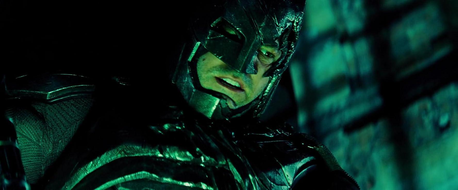 Ben Affleck in Batman v Superman: Dawn of Justice (2016)