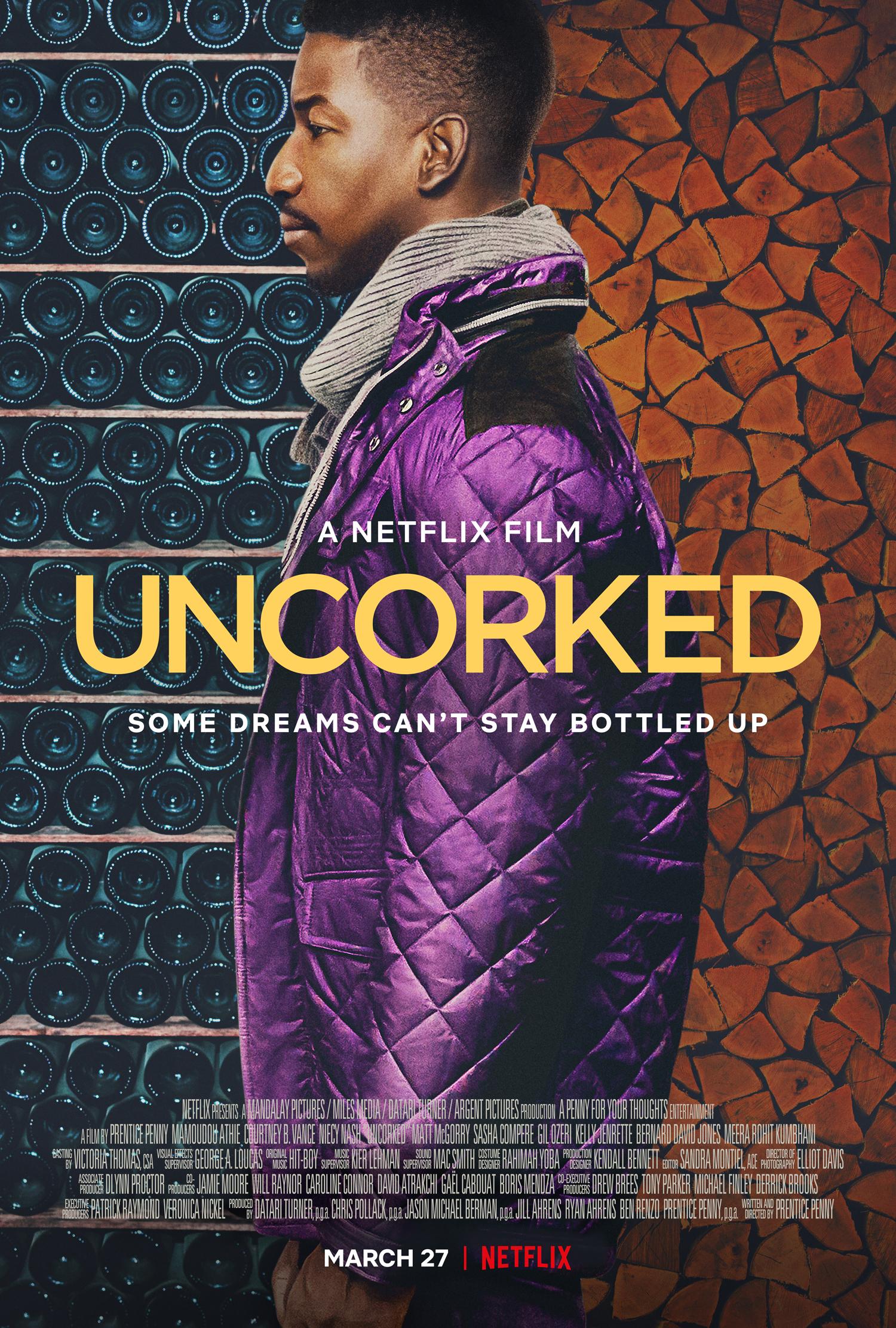 Uncorked (2020) - IMDb