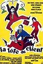 La tête du client (1965) Poster