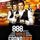 Ronnie O'Sullivan, Mark Selby, Neil Robertson, and Judd Trump in 888.com World Grand Prix (2015)