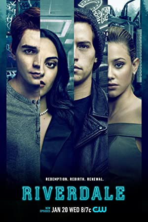 Riverdale : Season 5 NF WEB-DL 480p & 720p | [Episode 1 Added]