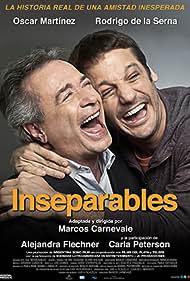 Oscar Martínez in Inseparables (2016)