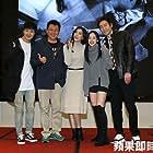 Tsung-Hua Tou, Lorene Ren, Samuel Ku, Lewis Liu, and Tien-Jen Chen in 49 Days (2020)