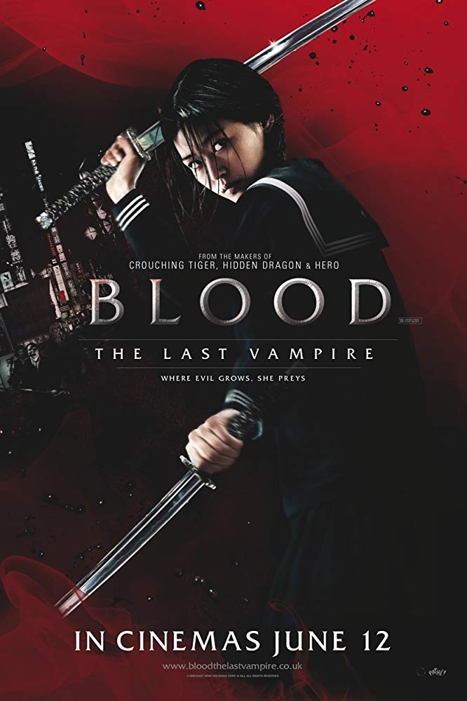 Blood The Last Vampire (2009) 720p