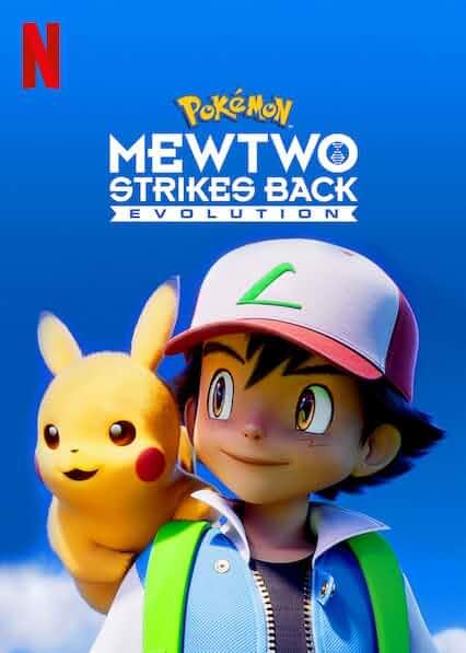 Pokemon: Mewtwo Strikes Back Evolution (2020) 720p NETFLIX HINDI