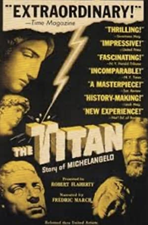 Where to stream The Titan: Story of Michelangelo
