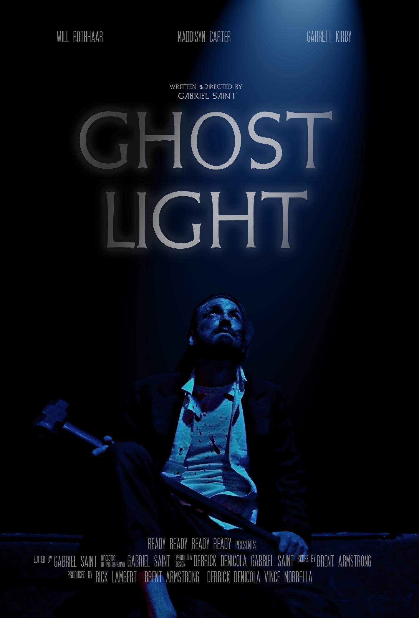 Ghost Light (2021) poster image