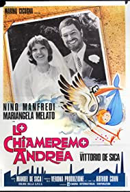 Lo chiameremo Andrea (1972) Poster - Movie Forum, Cast, Reviews