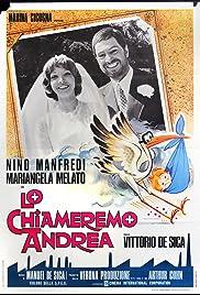 Lo chiameremo Andrea(1972) Poster - Movie Forum, Cast, Reviews