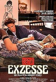 Egon Schiele - Exzesse Poster