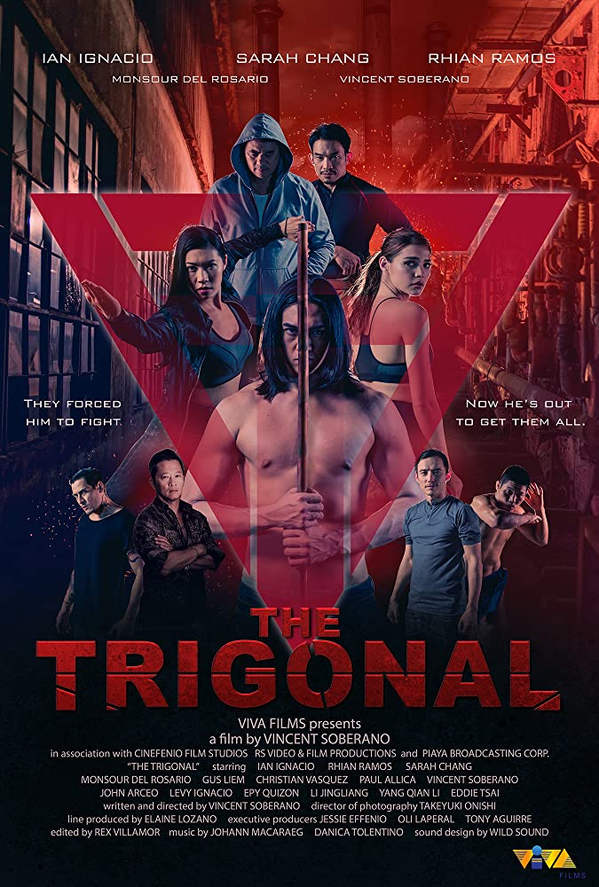 The Trigonal: Fight for Justice download