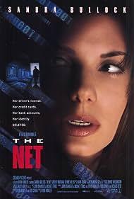 Sandra Bullock in The Net (1995)