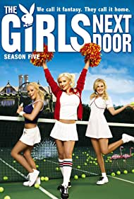 Holly Madison, Bridget Marquardt, and Kendra Wilkinson in The Girls Next Door (2005)