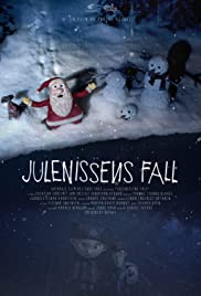 Julenissens fall Poster