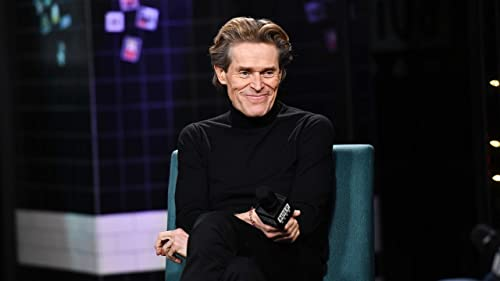 BUILD: Willem Dafoe Loves The Filming Process Over Watching the Movie