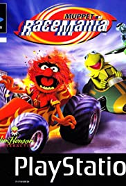 Muppet Race Mania Poster