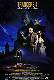 Trancers 4: Jack of Swords (1994) Poster - Movie Forum, Cast, Reviews