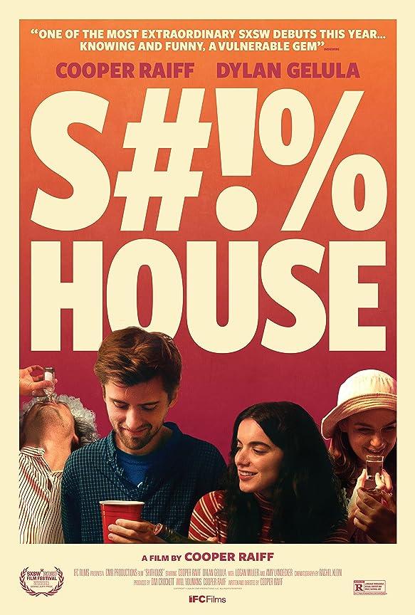 Shithouse (2020)