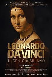 Leonardo da Vinci - Il genio a Milano Poster