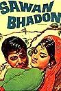 Sawan Bhadon (1970) Poster