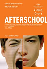 Afterschool Poster