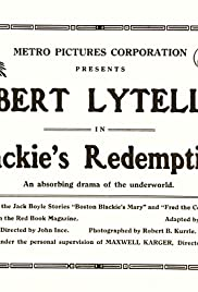 Blackie's Redemption Poster