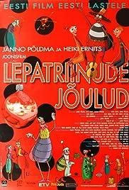 Ladybirds' Christmas Poster