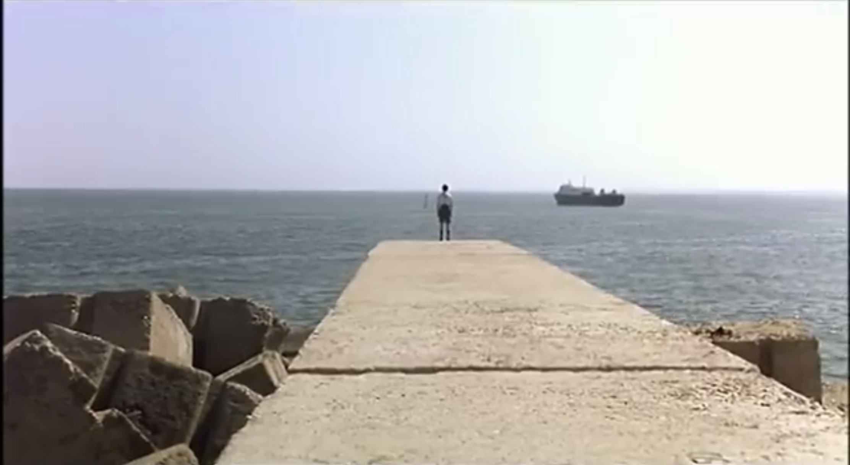 Nicolas Olczyk in Soleil (1997)