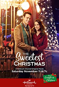 Lacey Chabert and Lea Coco in The Sweetest Christmas (2017)