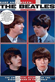 The Unseen Beatles Poster