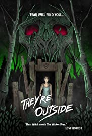 They're Outside Poster