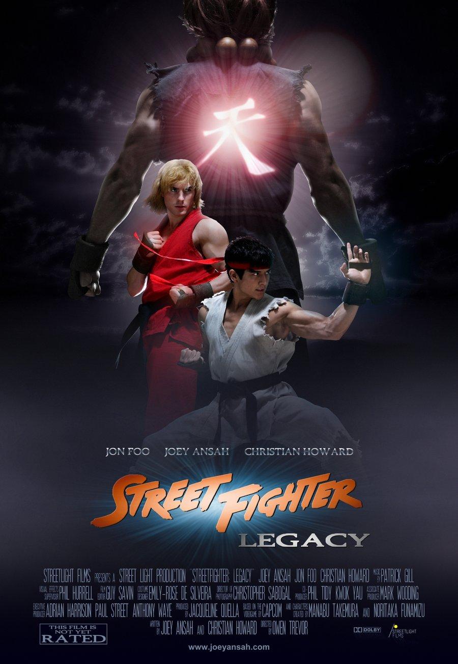 Street Fighter Legacy Video 2010 Photo Gallery Imdb