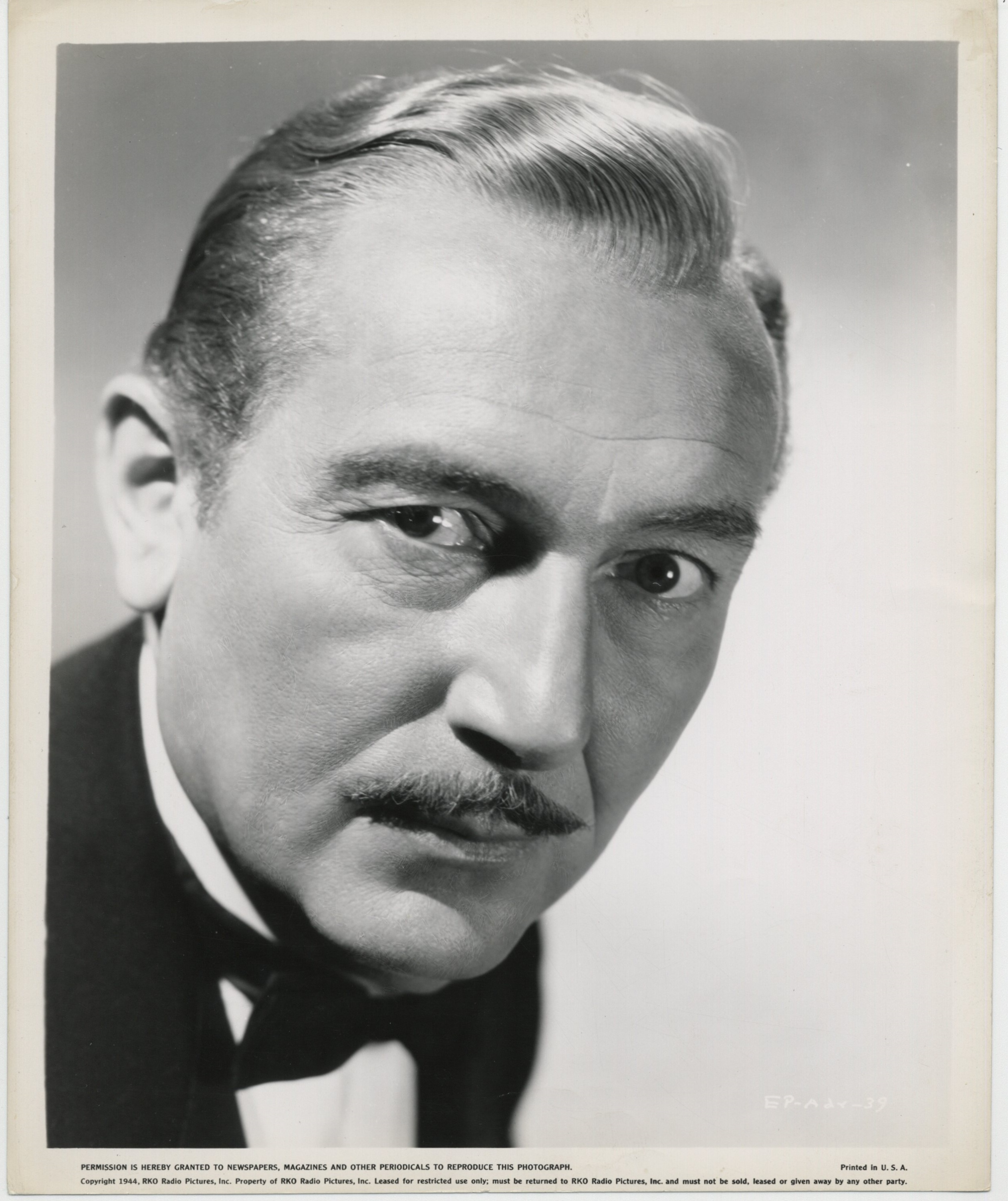 Paul Lukas in Experiment Perilous (1944)